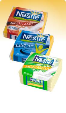 Quesos NESTLE®   Nestlé